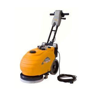 Baby-e - elektrisk kabeldreven gulvvasker overflødiggør opladning