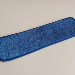 Blå mikrofiber moppe