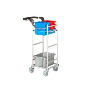 Ergonomisk og kompakt rengøringsvogn model 1