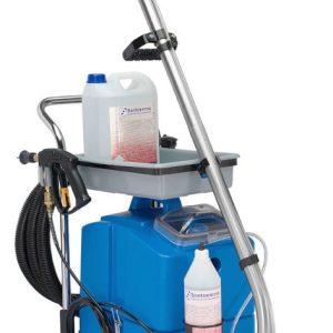 Eveline sanitet rengøring og tæpperenser med batteri
