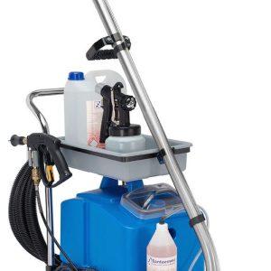 Eveline sanitet rengøring og tæpperenser