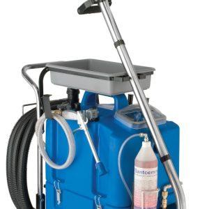 Powertec30 sanitet rengøring front