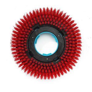 i-mop rød børste aggressiv rengøring