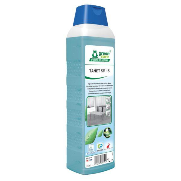 TANET SR 15 1 liter rengøringsmiddel